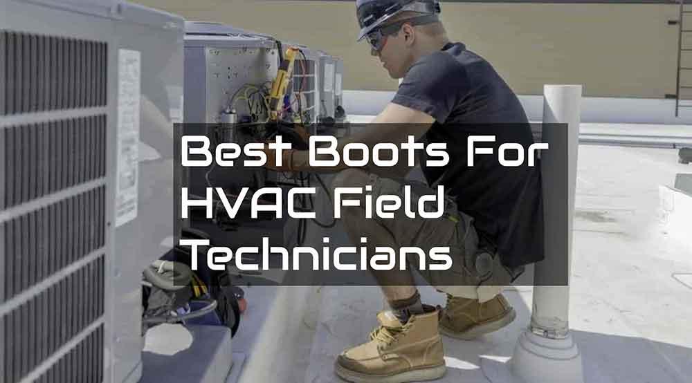 best hvac shoes